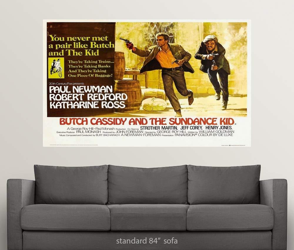 Amazon.com: GREATBIGCANVAS Poster Print Entitled Butch ...