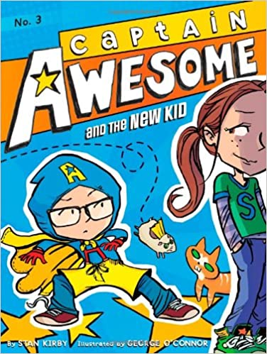 Amazon com: Captain Awesome and the New Kid (9781442441996