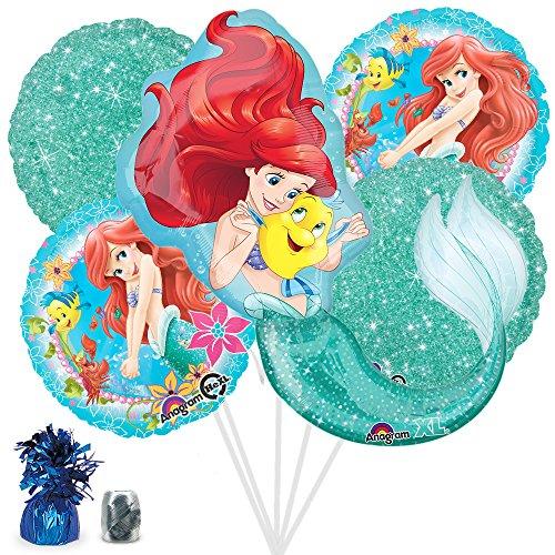 Costume Supercenter BB102096 Little Mermaid Party Balloon Kit