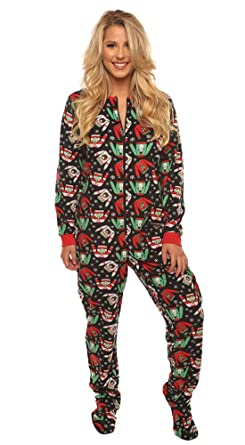 5440171e001a Velvet Kitten Footloose Footed PJ Onesie Footie Pajamas 532914 at ...