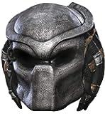 Rubie's Costume Co Predator Helmet, Grey