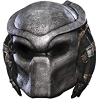 Rubie's Costume Co Predator Helmet, Grey