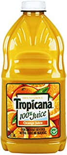 product image for Tropicana Orange Juice, 64-Ounce (Pack of 6)