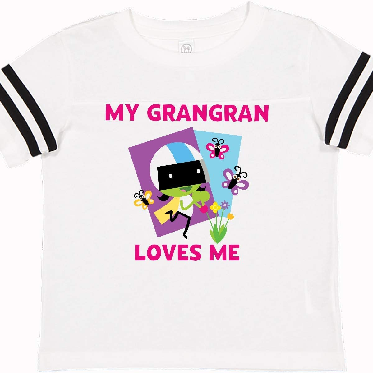 PBS Kids inktastic My Grangran Loves Me with Dee Toddler T-Shirt