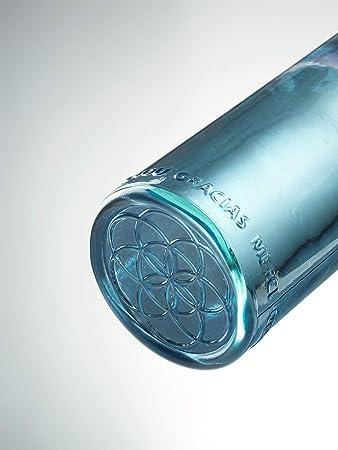 Botella vidrio reciclado Om Water Gratitude 1,2 litros