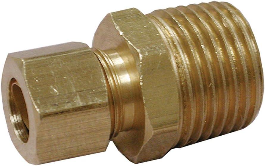 3//8 Od X 1//4 Mip Comp Connector Lead Free Jones Stephens Corp 68-64
