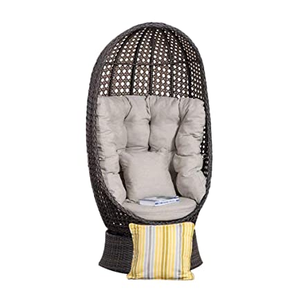Amazon Com Living Express Outdoor Rattan Wicker Swivel Chair