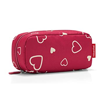 Reisenthel Trousse de toilette, hearts (Multicolore) - WO3050
