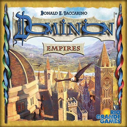 Rio Grande Games Dominion Empires Game