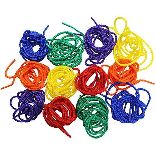 Lace Up Tipped Bead Laces