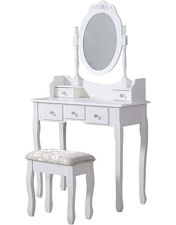 uk availability 9075f b9f80 Amazon.co.uk: Dressing Tables: Home & Kitchen