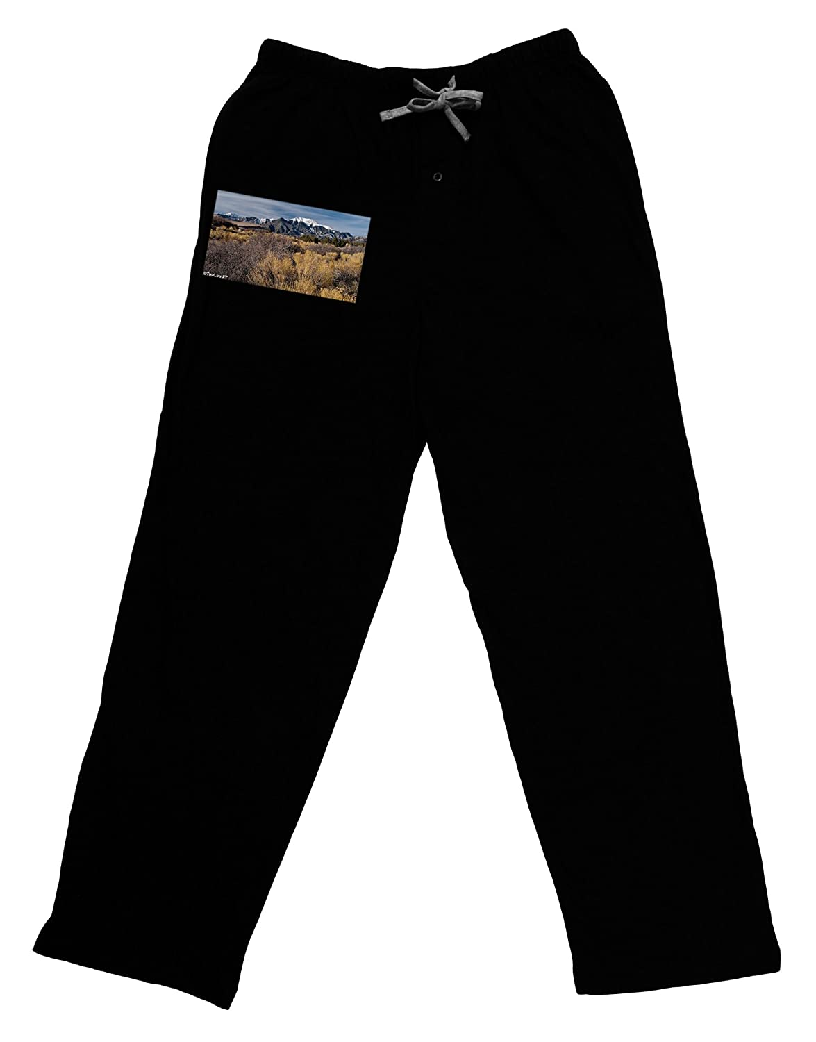 TooLoud Mountain Forest Park Adult Lounge Pants