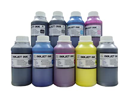 Amazon ND R 9x250ml Bulk Compatible Pigment Ink For Stylus Pro