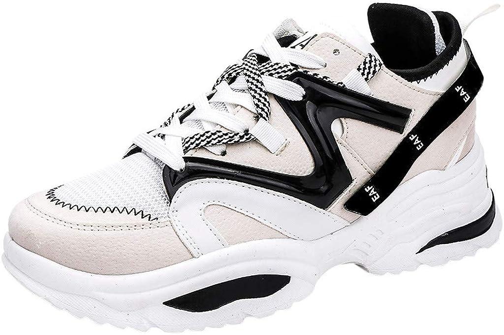 ZODOF Zapatillas Hombre Casual Zapatos Respirable Zapatos ...