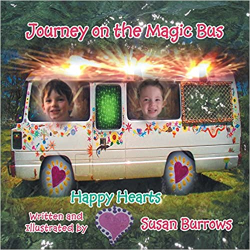 Book Journey on the Magic Bus