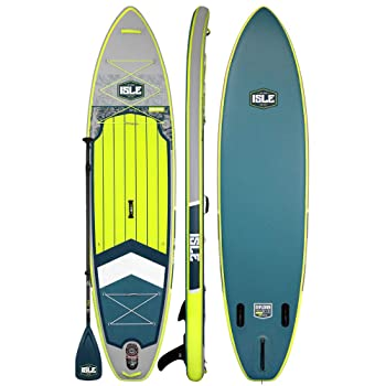 ISLE Explorer Inflatable Stand Up Paddle Board