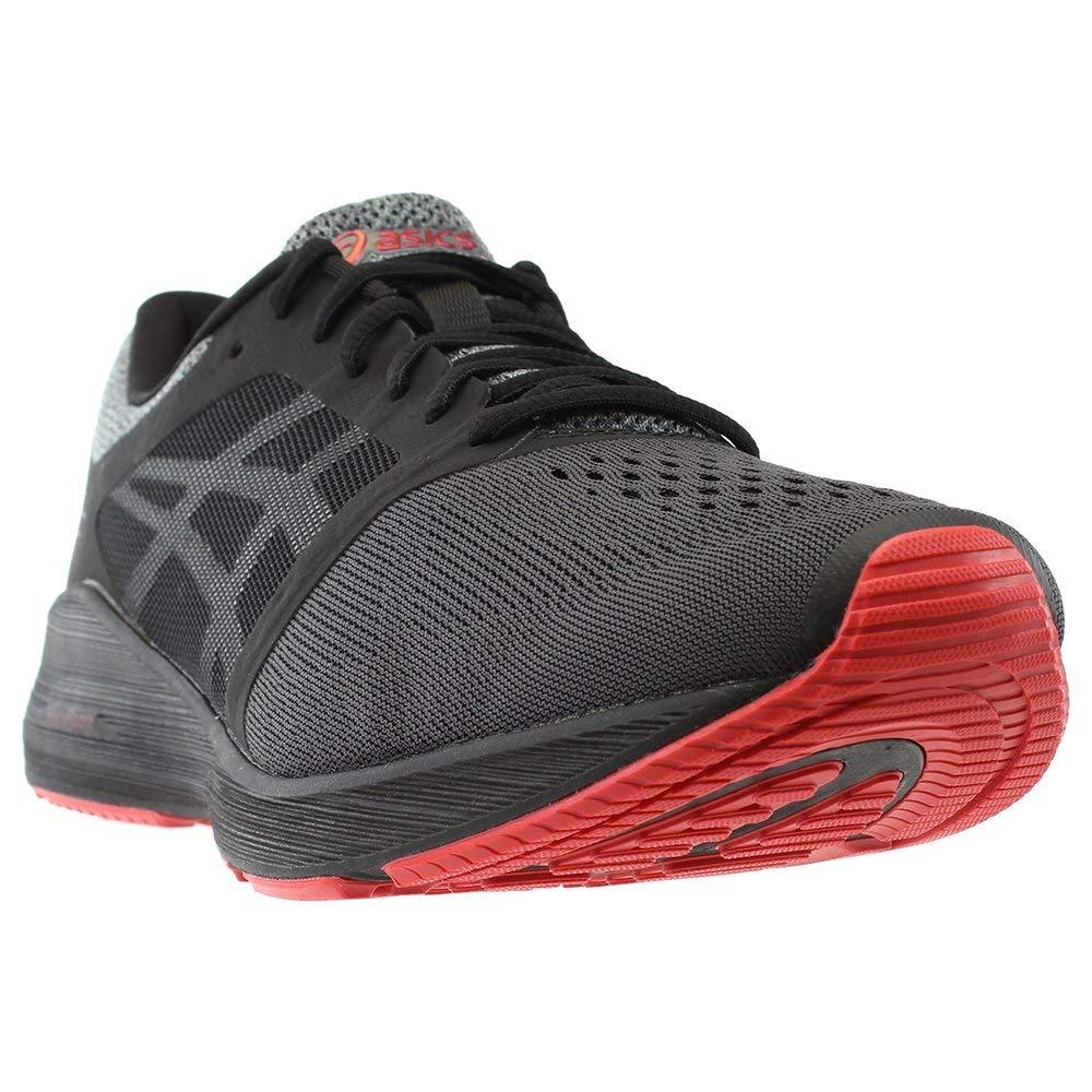 noir voiturebon Classic rouge 42.5 EU Asics Chaussures Roadhawk FF Pour Homme