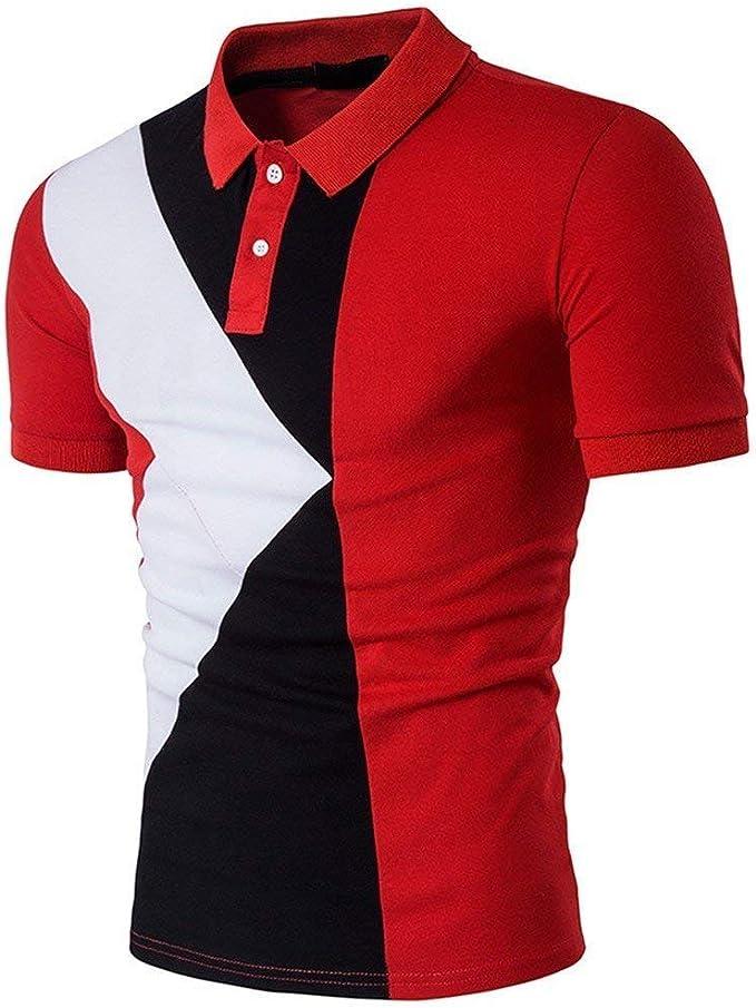 HaiDean Camisa De Manga Corta Camisas De Camisa Jersey Modernas ...