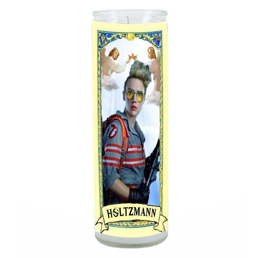 Ghostbusters Jillian Holtzmann Prayer Candle