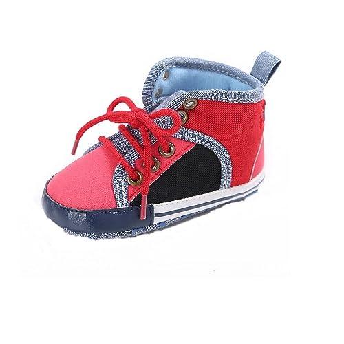 2e6930e3802 Zapatos de bebé Auxma para 0-18 Mes