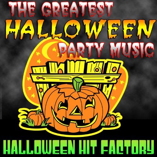 The Greatest Halloween Party Music