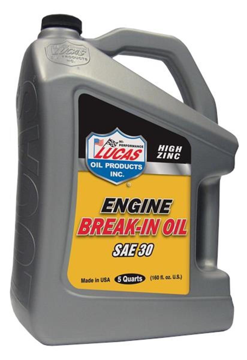 Lucas Oil 10631高亜鉛エンジンbreak-in Oils B00INXYZH0