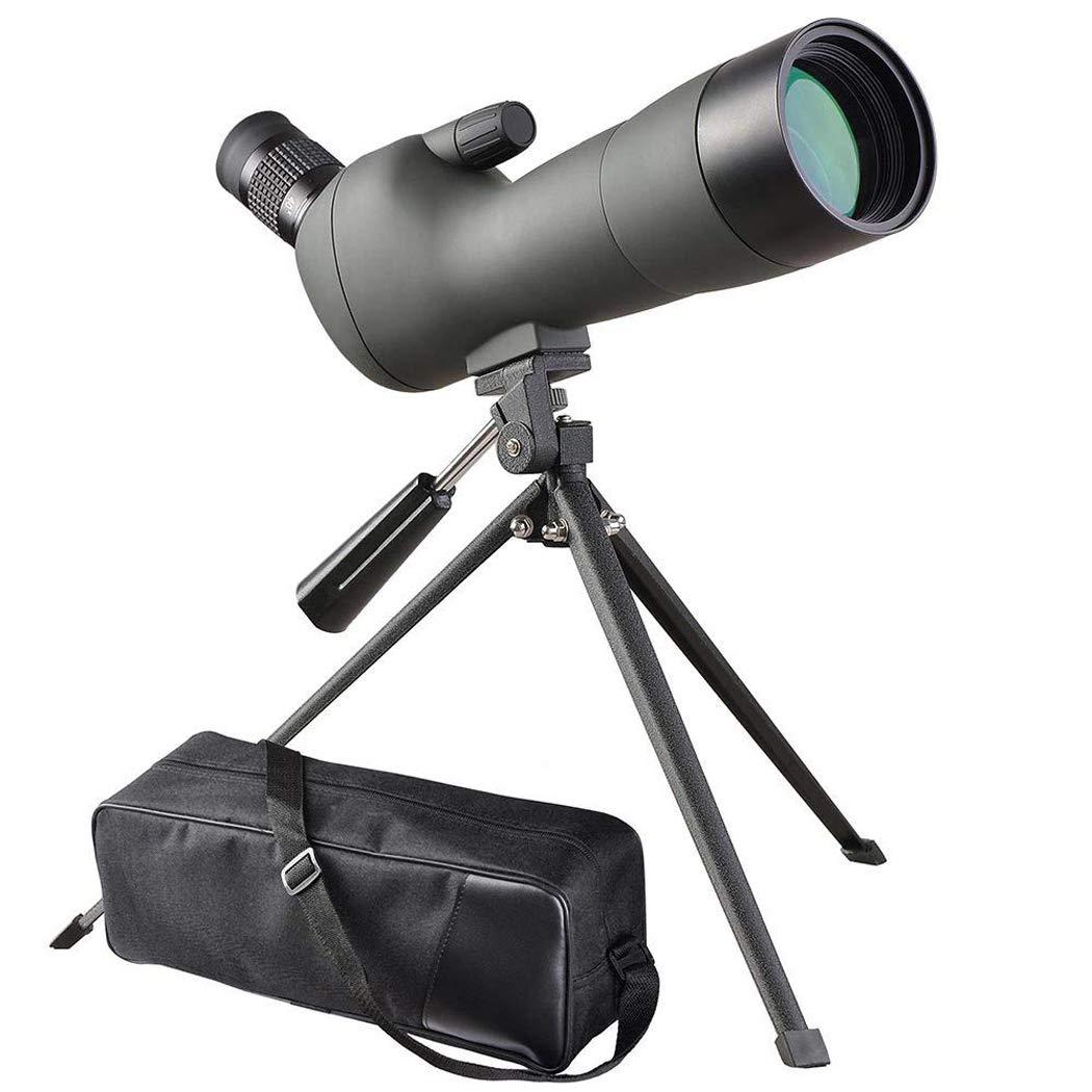 『5年保証』 望遠鏡20-60X60ズーム望遠鏡屋外の野鳥監視のための 強力な単眼のスポッティングスコープ狩猟の視力三脚で旅行 B07MN8GX69 B07MN8GX69, Coffret a Bijoux:63bda6d1 --- a0267596.xsph.ru
