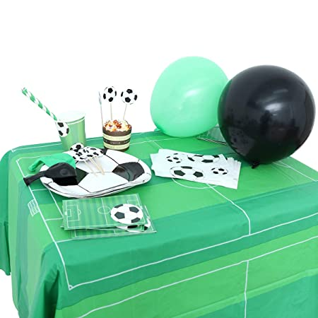 Toyvian juego de 8 cubiertos de fiesta para niños con ...