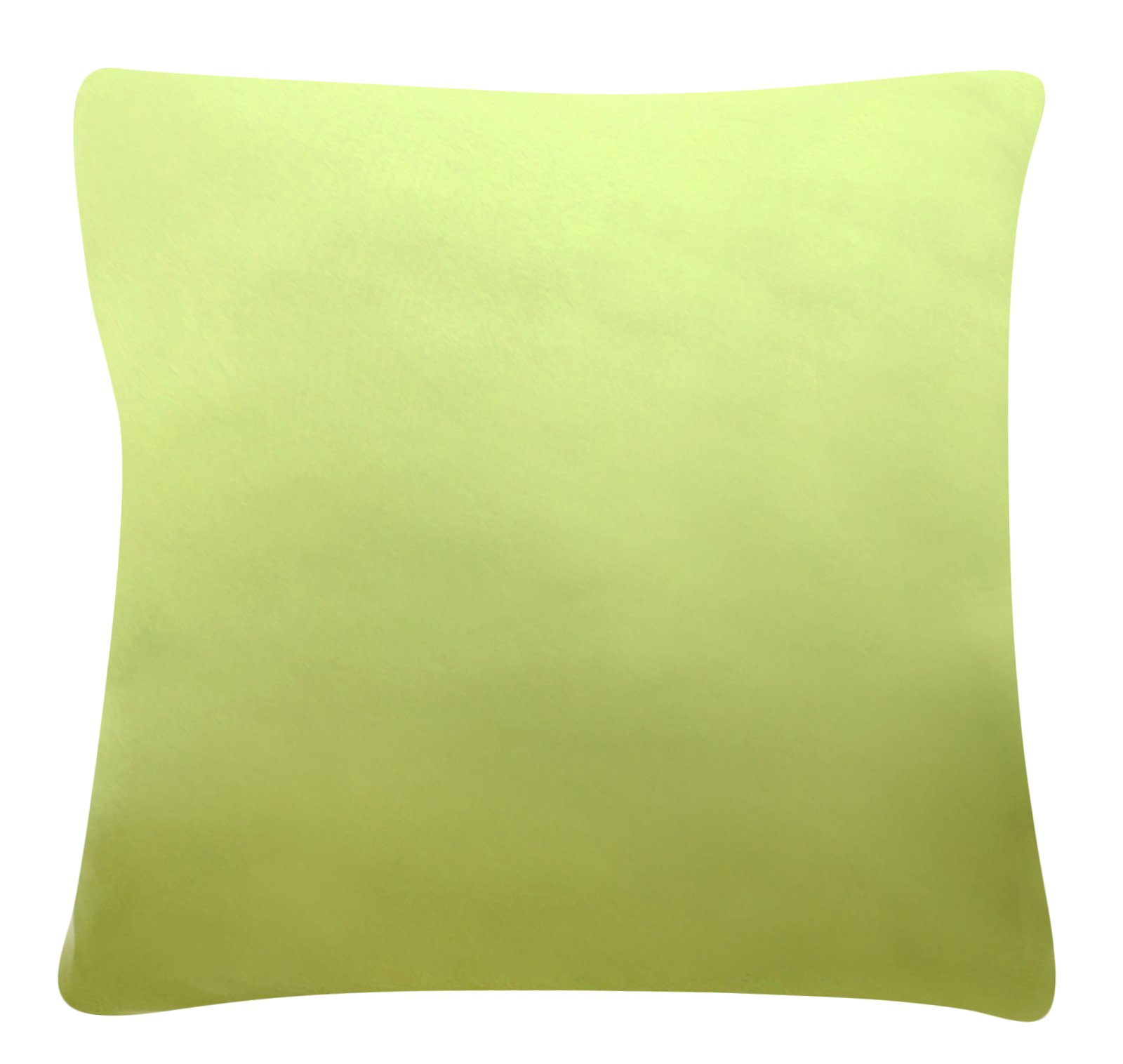 Lushomes Poly Pillow Insert Square Green Cushion Filler 16'' x 16'' - Packs Available by LUSHOMES