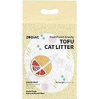 Zodiac Fruity Tofu Cat Litter, 7 Liter