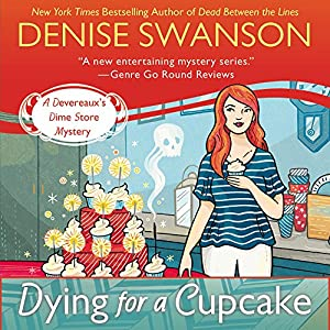 Dying for a Cupcake Audiobook