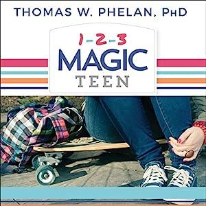 1-2-3 Magic Teen Audiobook