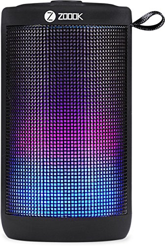 Zoook ZB Jazz Wireless Bluetooth Speaker for Mobiles/Tablets