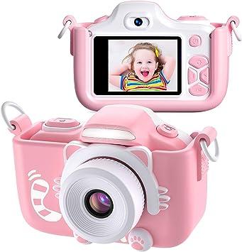 Amazon.es: Kriogor Cámara de Fotos para Niños, Juguete Digital ...