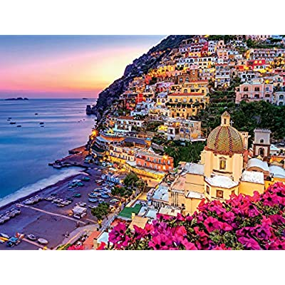 Ceaco Puzzle Scenic Photography Amalfi 300pcs Nuovo 2252 3