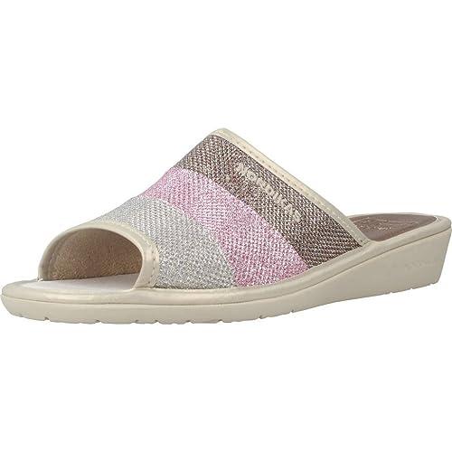 NORDIKAS Zapatillas de estar Por casa de Mujer, Color Varios Colores, Marca, Modelo Zapatillas De estar Por Casa De Mujer Diamante Varios Colores: ...