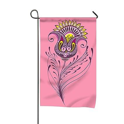 Amazon Com Niaocpwy Decorative Feather Garden Flag