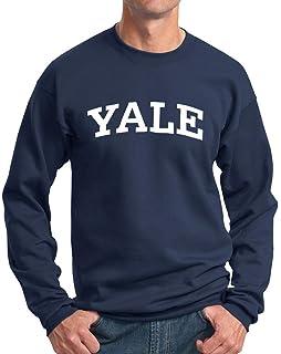 a046327e New York Fashion Police Yale University Sweatshirt - Officially Licensed  Crewneck