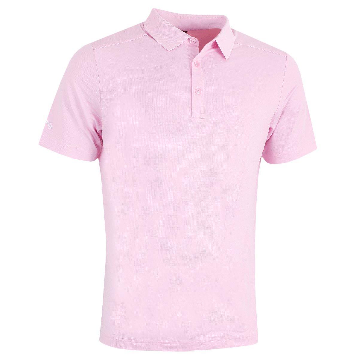 Callaway Golf 2018メンズopti-dri六角ゴルフポロシャツ Medium Lilac Sachet B078TMZ2GG