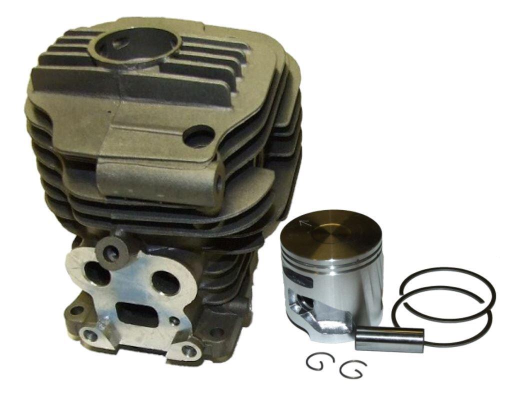 Cylindre, Assemblage, et anneaux de piston pour Husqvarna K750 K760 coupé es Scie et anneaux de piston pour Husqvarna K750K760coupées Scie Rocwood