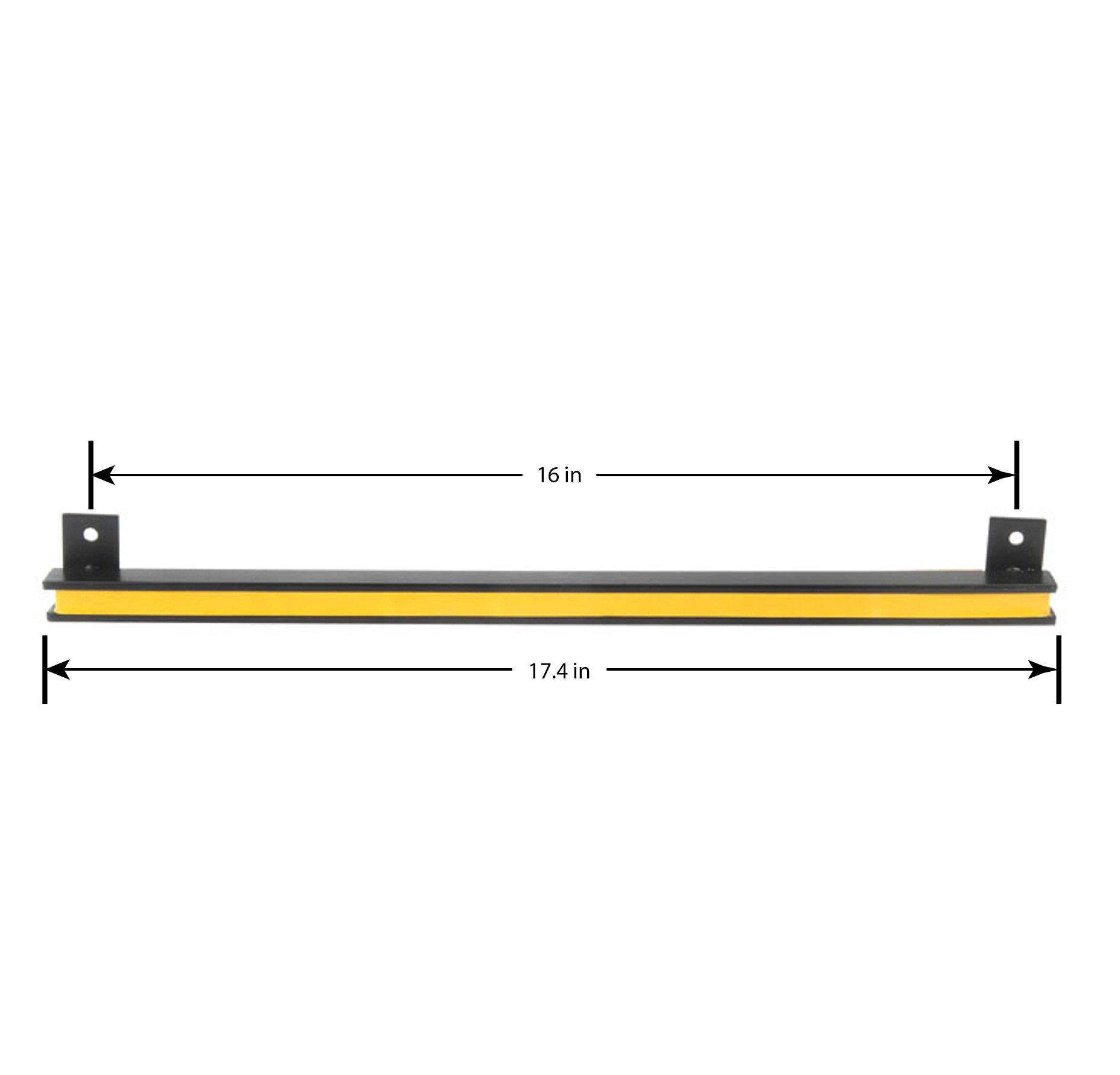 Dorman Hardware 4-9995 Magnetic Tool Bar, 16 Inch by Dorman Hardware (Image #3)