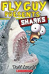 Fly Guy Presents: Sharks (Scholastic Reader: Level 2)