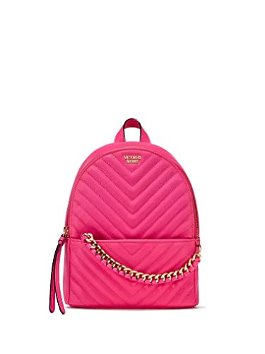 e72edd028c387 Amazon.com: Victoria Secret Pebbled V-Quilt Small City Backpack: Shoes