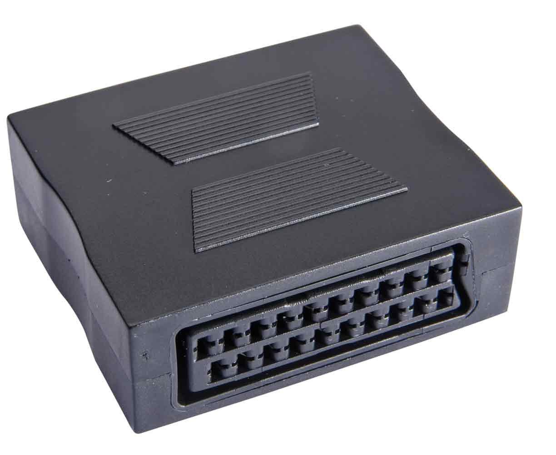 REV Ritter Adaptateur pé ritel Embrayage HDMI vers embrayage HDMI) Noir 009332203102