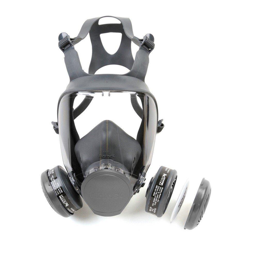 Moldex 9002 9000 Series Full-Face Respirator, Medium by Moldex (Image #5)