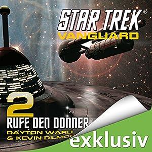Star Trek. Rufe den Donner (Vanguard 2) Audiobook