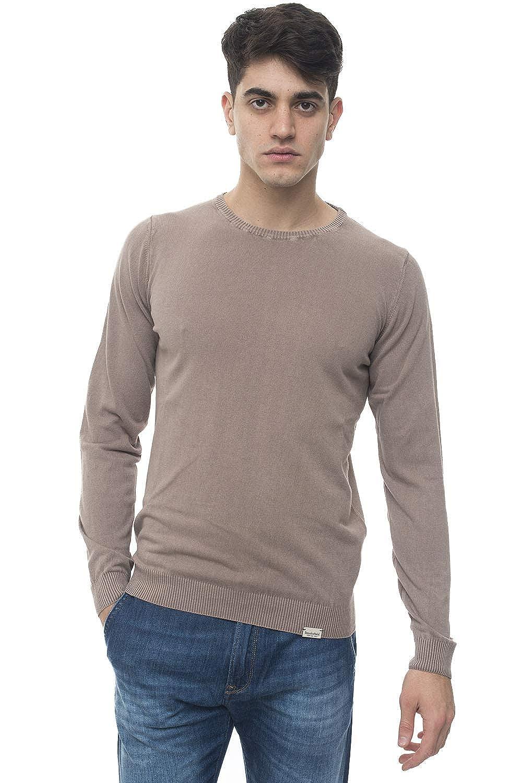 Brooksfield T-Shirt col Rond en Coton pour Homme