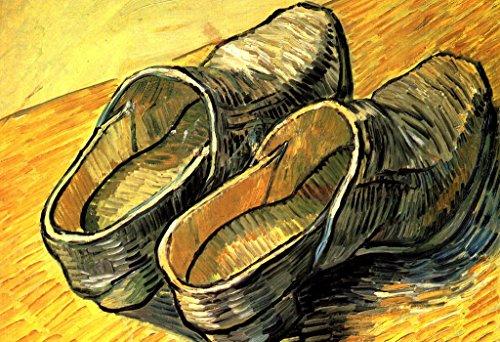 Vincent Van Gogh Pair Shoes - 2
