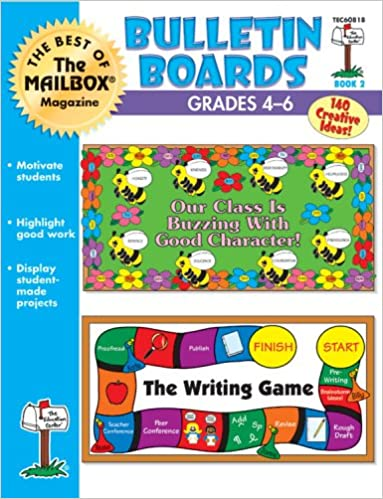 The Best of The Mailbox Bulletin Boards Grades 4-6 Book 2: The ...