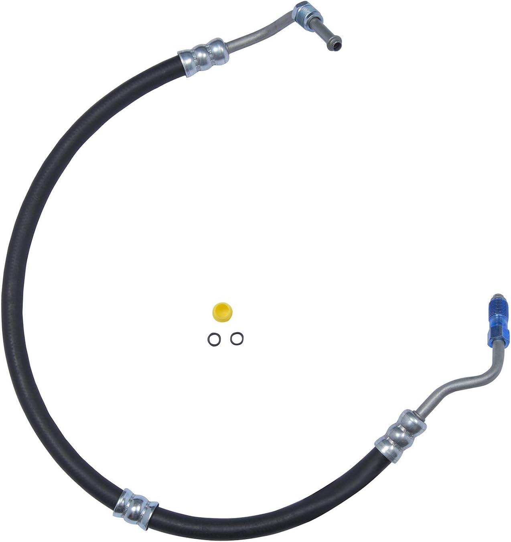 Power Steering Pressure Line Hose Assembly-Pressure Line Assembly Edelmann 92172
